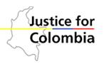 For peace and social justice in Colombia